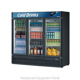 Turbo Air TGM-72SD Refrigerator Merchandiser