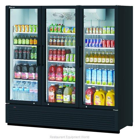 Turbo Air TGM-72SDH-N Refrigerator, Merchandiser