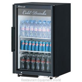 Turbo Air TGM-7SD-N6 Refrigerator, Merchandiser, Countertop