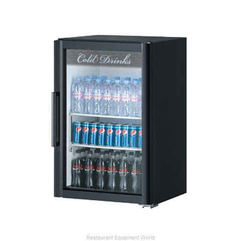 Turbo Air TGM-7SD Display Case, Refrigerated, Countertop