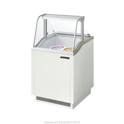 Turbo Air TIDC-26W Ice Cream Dipping Cabinet