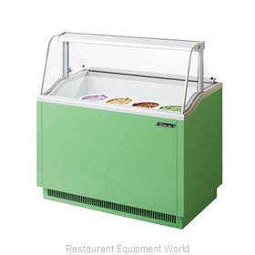 Turbo Air TIDC-47G Ice Cream Dipping Cabinet