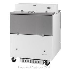 Turbo Air TMKC-34D-WS Milk Cooler / Station