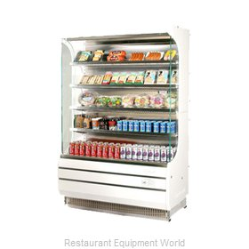 Turbo Air TOM-40 Open Display Merchandiser