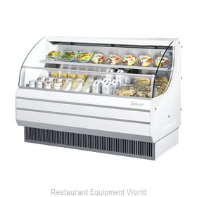 Turbo Air TOM-60L Merchandiser, Open