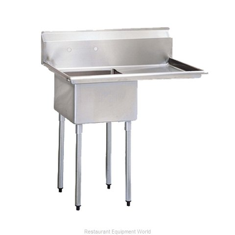 Turbo Air TSA-1-12-R1 Sink, (1) One Compartment