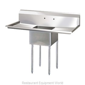 Turbo Air TSA-1-D1 Sink, (1) One Compartment