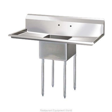 Turbo Air TSB-1-D2 Compartment Sink