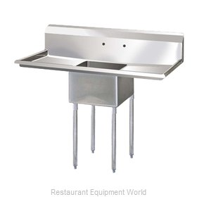 Turbo Air TSB-1-D2 Sink, (1) One Compartment