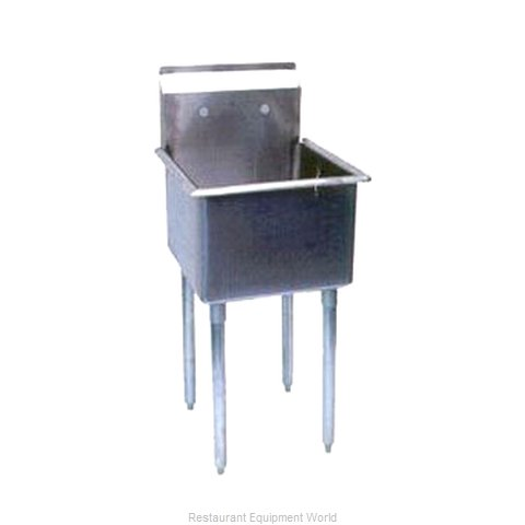 Turbo Air TSB-1-N Sink, (1) One Compartment