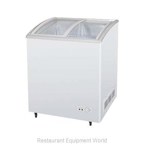 Turbo Air TSD-27CF Freezer Frozen Food Horizontal Merchandiser