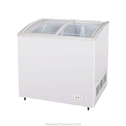 Turbo Air TSD-35CF Freezer Frozen Food Horizontal Merchandiser