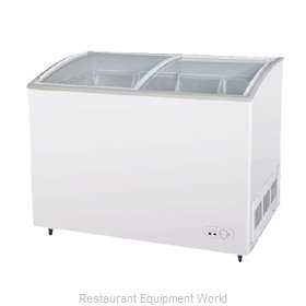 Turbo Air TSD-47CF Freezer Frozen Food Horizontal Merchandiser