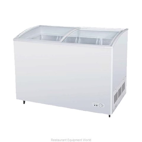 Turbo Air TSD-60CF Freezer Frozen Food Horizontal Merchandiser