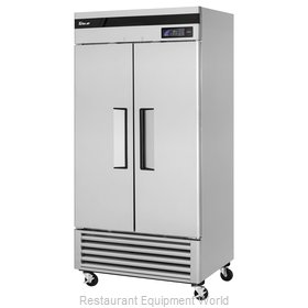 Turbo Air TSR-35SD-N Refrigerator, Reach-In