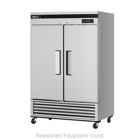 Turbo Air TSR-49SD-N6 Refrigerator, Reach-In