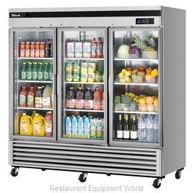 Turbo Air TSR-72GSD-N Refrigerator, Merchandiser