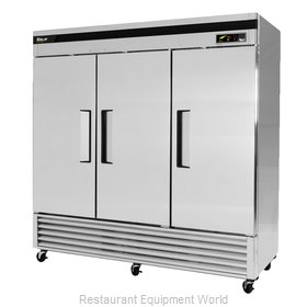Turbo Air TSR-72SD Refrigerator, Reach-In