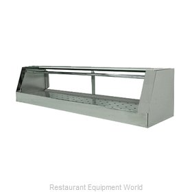 Turbo Air TSSC-4 Display Case, Refrigerated Sushi