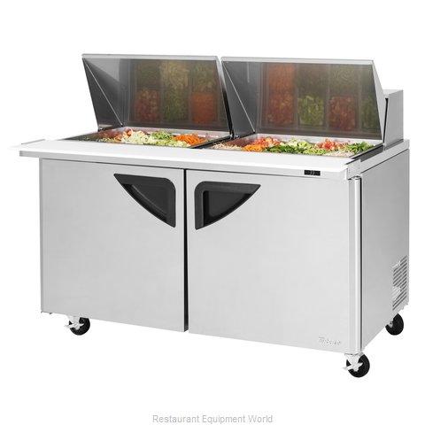 Turbo Air TST-60SD-24-N Refrigerated Counter, Mega Top Sandwich / Salad Unit