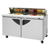 Turbo Air TST-60SD-N Refrigerated Counter, Sandwich / Salad Top