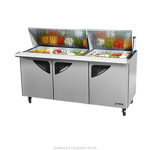 Turbo Air TST-72SD Refrigerated Counter, Sandwich / Salad Top