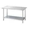 Turbo Air TSW-2472E Work Table,  63