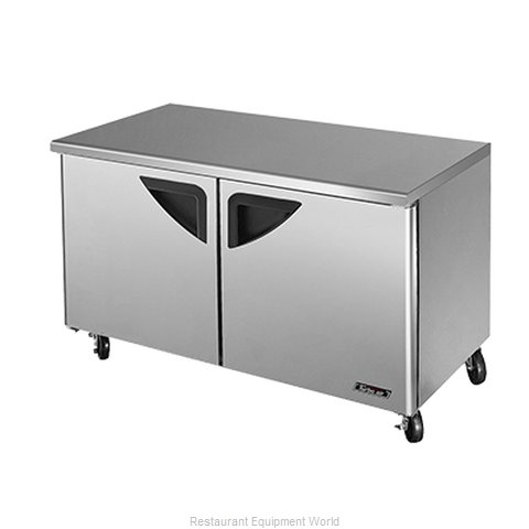 Turbo Air TUF-60SD Freezer, Undercounter, Reach-In (Magnified)