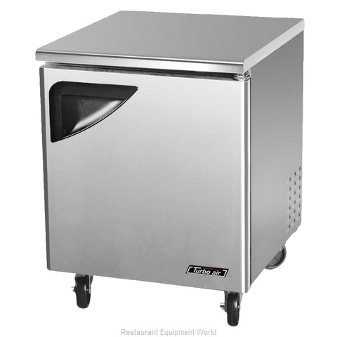 Turbo Air TUR-28SD Refrigerator, Undercounter, Reach-In