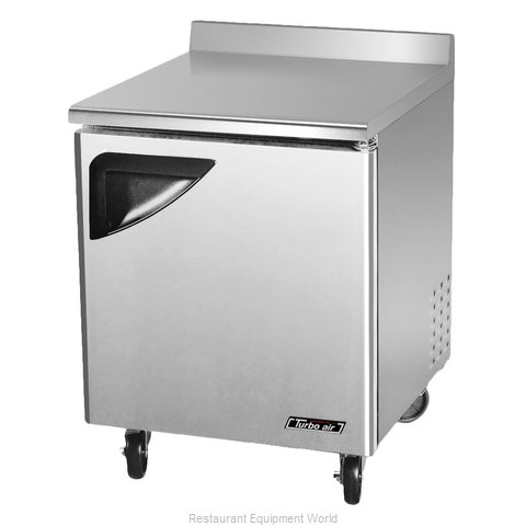 Turbo Air TWF-28SD Freezer Counter Work Top