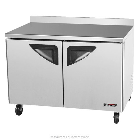 Turbo Air TWF-48SD Freezer Counter Work Top