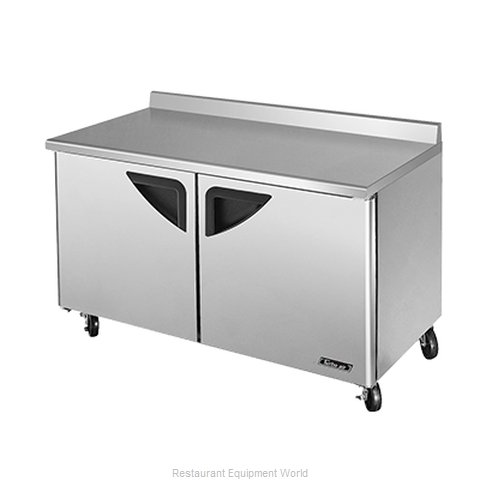 Turbo Air TWF-60SD Freezer Counter Work Top