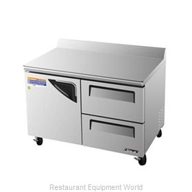 Turbo Air TWR-48SD-D2 Worktop Refrigerators