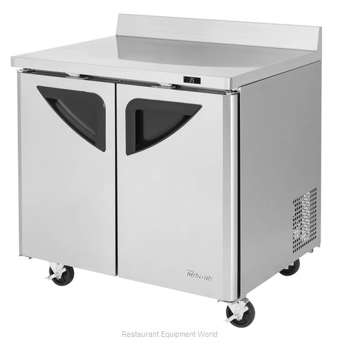 Turbo Air TWR-36SD-N6 Refrigerated Counter, Work Top