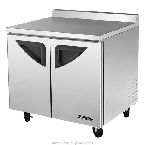 Turbo Air TWR-36SD Refrigerated Counter, Work Top