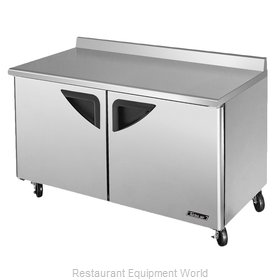 Turbo Air TWR-60SD Refrigerated Counter, Work Top