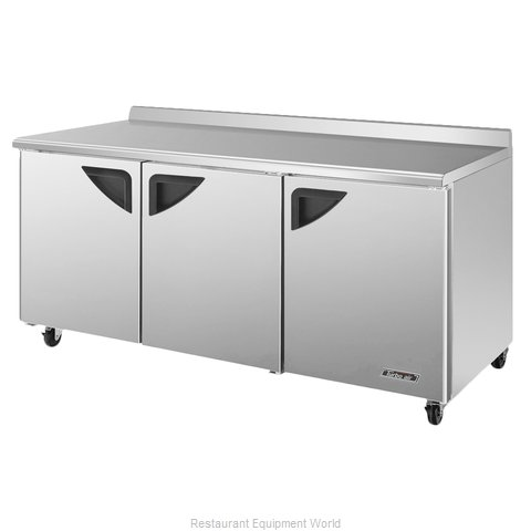 Turbo Air TWR-72SD Refrigerated Counter, Work Top