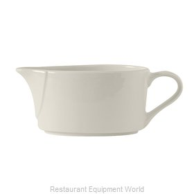 Tuxton China AMU-103 Gravy Sauce Boat, China