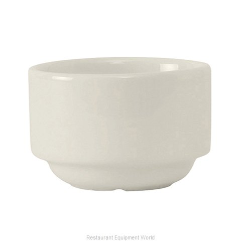 Tuxton China AMU-760 China Ramekin (Magnified)