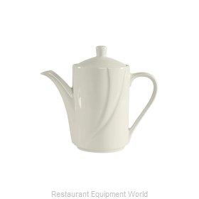 Tuxton China ASU-102 Coffee Pot/Teapot, China