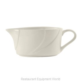 Tuxton China ASU-103 Gravy Sauce Boat, China
