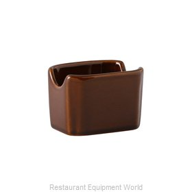 Tuxton China BAQ-034 Sugar Packet Holder / Caddy, China