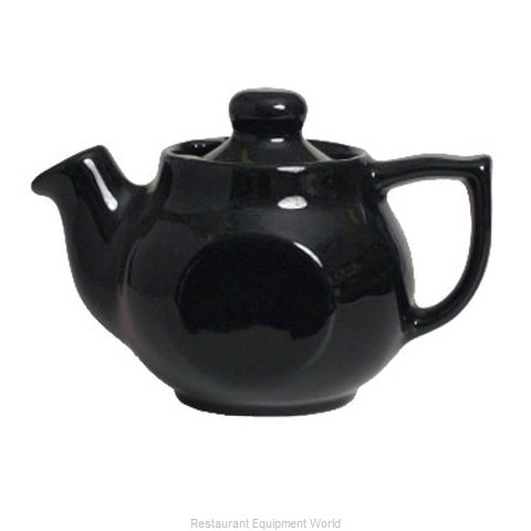 Tuxton China BBT-100 China Coffee Pot Teapot