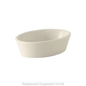 Tuxton China BEK-100 China Baking Dish