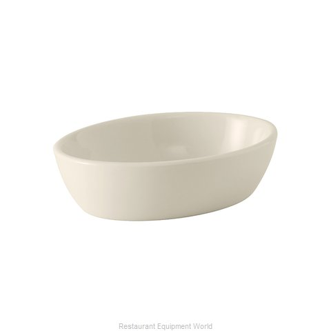 Tuxton China BEK-160 China Baking Dish