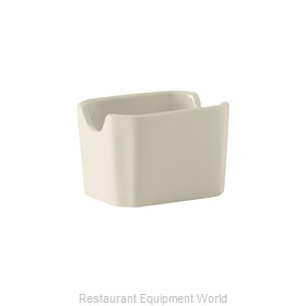 Tuxton China BEQ-034 Sugar Packet Holder / Caddy, China