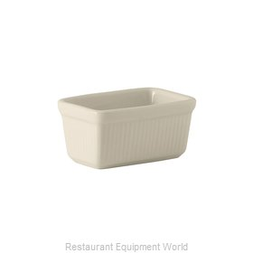 Tuxton China BEQ-0452 Sugar Packet Holder / Caddy, China