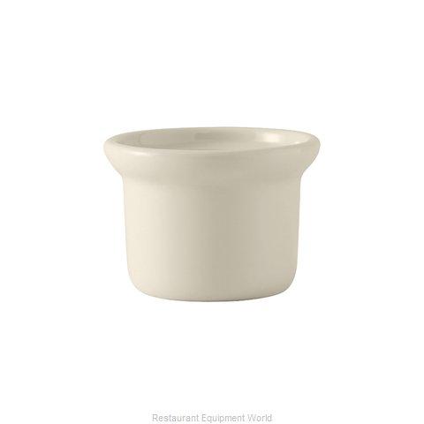 Tuxton China BES-0805 Soup Bowl Crock, Onion