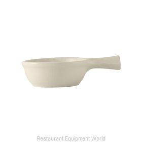 Tuxton China BES-0902 Soup Bowl Crock, Onion