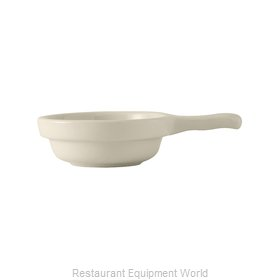 Tuxton China BES-1002 China Onion Soup Crock